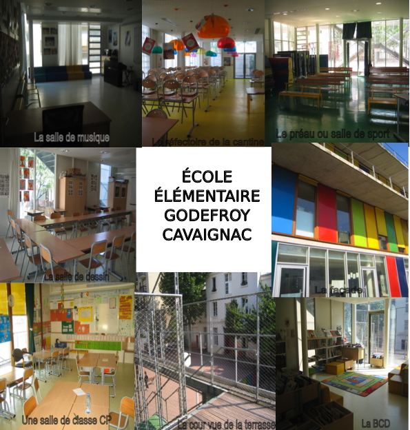 Montage photos école